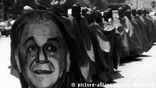 Rumänien Protest gegen gegen die Sozialpolitik der Regierung Iliescu 1996