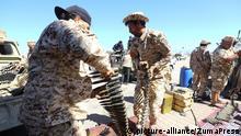 Libyen Kämpfe in Tripolis