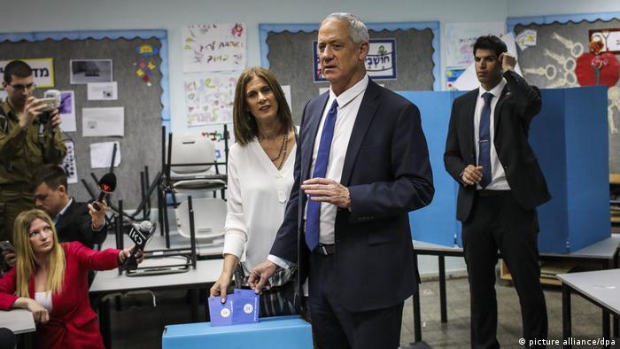 Israel Parlamentswahl