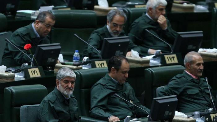Iran, Parliment, Revolutiongrand