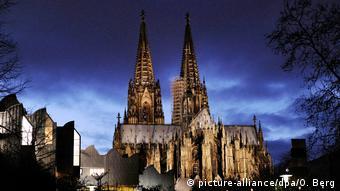 Ο Καθεδρικός ναός της Κολωνίας συγκαταλέγεται στα must για όποιον επισκέπτεται την πόλη