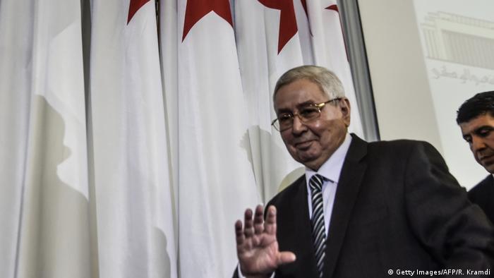 Algerien Abdelkader Bensalah