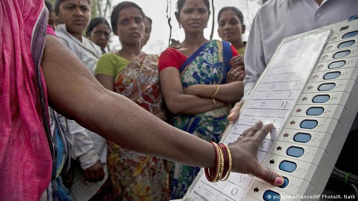 India women voters