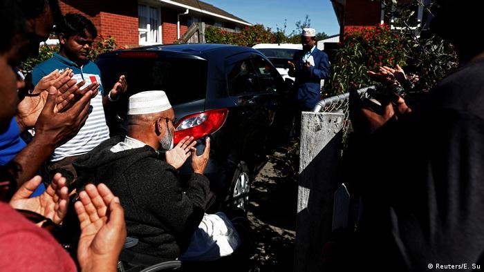 Neuseeland Leben in Christchurch nach Anschlag (Reuters/E. Su)