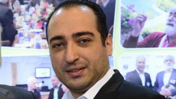 نوید جمشیدی، روزنامهنگار اقتصادی در تهران