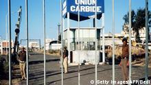 Indien Rückblick 70 Jahre Union Carbide Fabrik in Bhopal