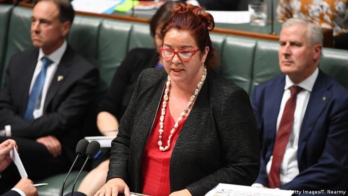 Australien Parlament in Canberra | Melissa Price, Umweltministerin