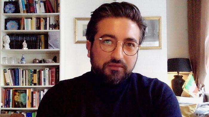 Damon Golriz, Politikexperte
