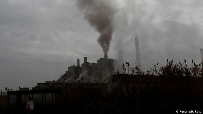Угольная электростанция в Косово