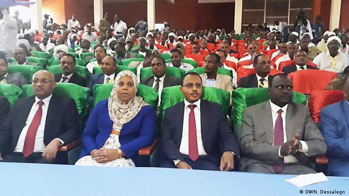 Äthiopien Treffen der Regionalregierungen von Benishangul Gumuz und Oromia