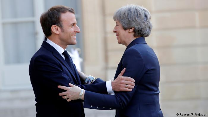 Theresa May była wczoraj w Berlinie i w Paryżu