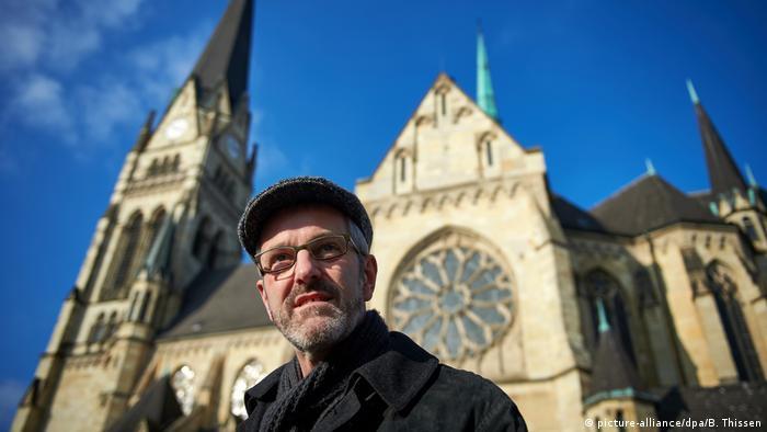 Deutschland Münster Thomas Frings, Pfarrer