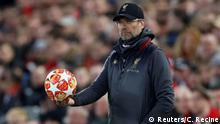 UEFA Champions League Viertelfinale   FC Liverpool vs. FC Porto   Jürgen Klopp