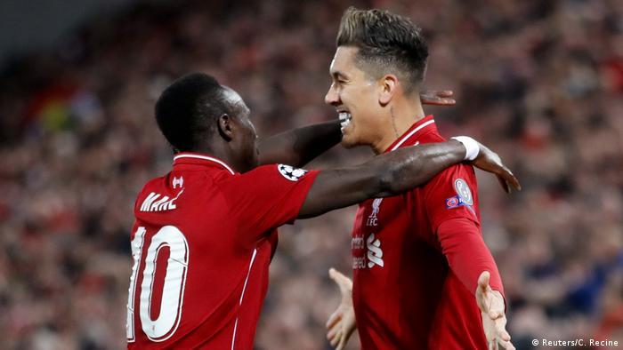 UEFA Champions League Viertelfinale | FC Liverpool vs. FC Porto |2. TOR Liverpool