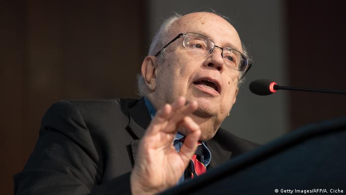 Gustavo Tarre Venezuelas Vertreter für OAS (Getty Images/AFP/A. Ciche)