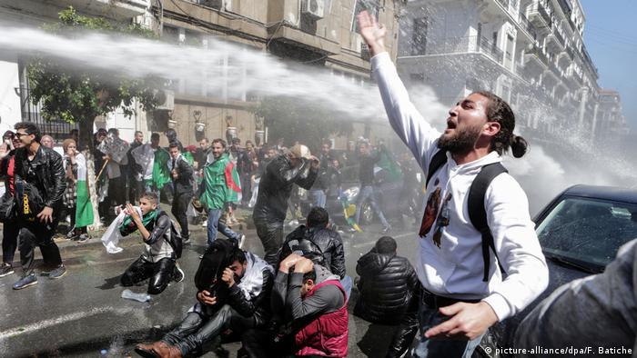BdTD Algerien Proteste