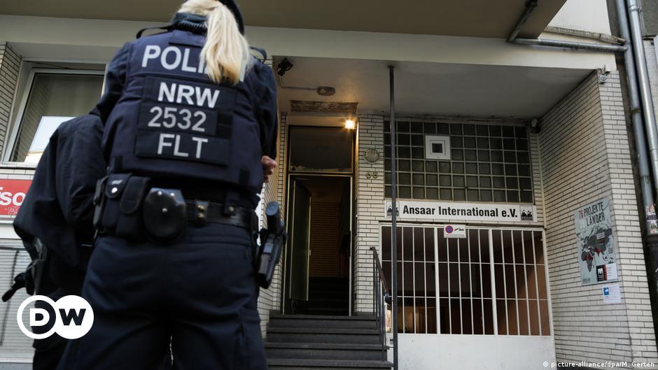 Germany outlaws Islamist organization Ansaar International