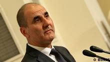 Politiker Tsvetan Tsvetanov Bulgarien