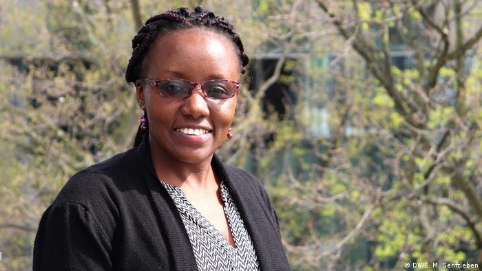Christine Wandolo, IMS-Alumna aus Kenia