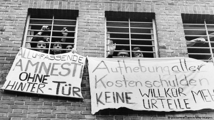 JVA Brandenburg an der Havel 1989