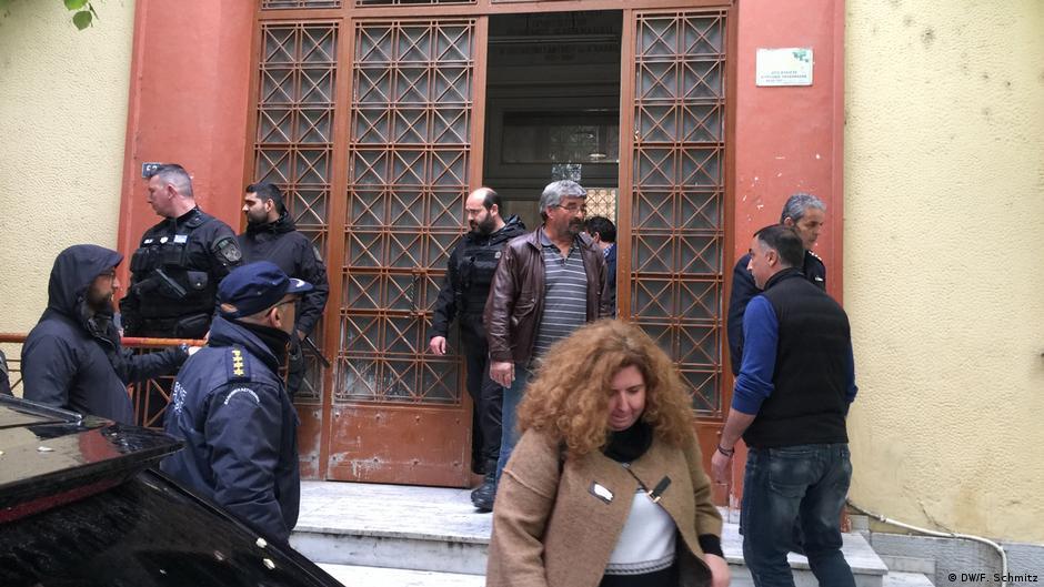 Ein slawo-mazedonischer Kulturverein muss ich vor dem Gericht im nordgriechischen Serres verantworten