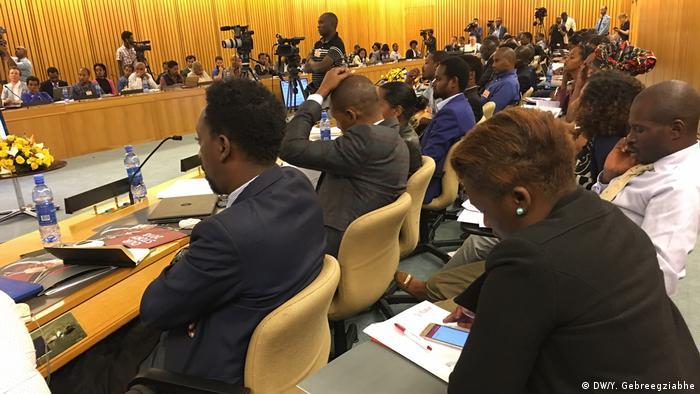 Diskussion über Medienreformen in Äthiopien