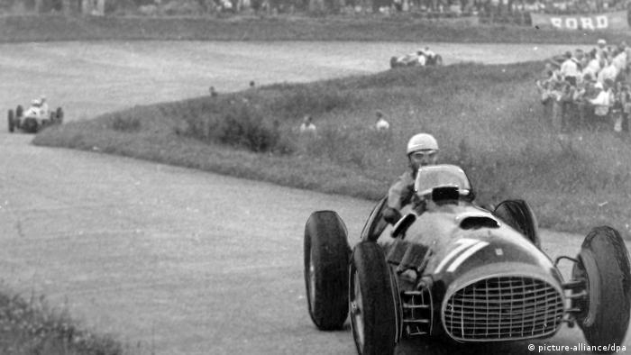Formel 1 - GP Deutschland 1951 (picture-alliance/dpa)
