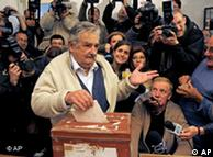 José Mujica: ¿próximo presidente de Uruguay?