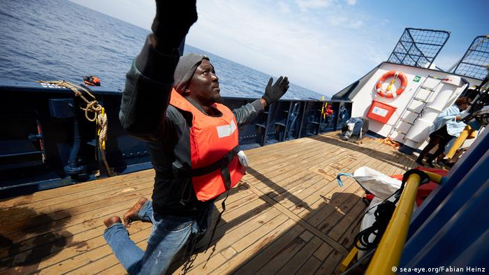 Rettungsschiff Alan Kurdi