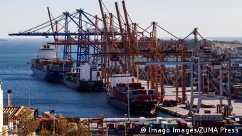 Στο λιμάνι του Πειραιά διατηρεί σημαντικά συμφέροντα η κινεζική COSCO