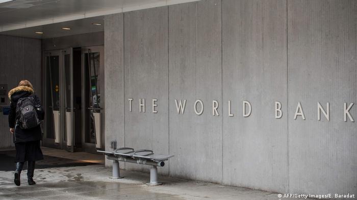 Zentrale Weltbank Washington D.C.