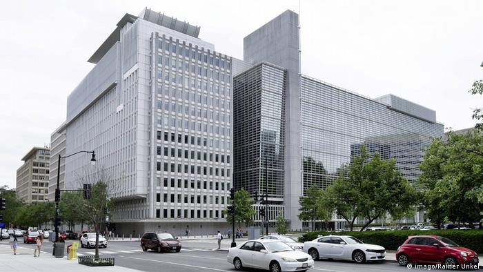 Zentrale Weltbank Washington D.C. (imago/Rainer Unkel)