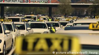 Οδηγοί ταξί, Ντίσελντορφ