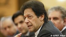 China Pakistans Premierminister Imran Khan (AFP/T. Peter)
