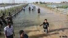 Iran Überschwemmung in Ahwaz