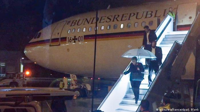Deutschland Bundeswehr-Flugbereitschaft Airbus Konrad Adenauer