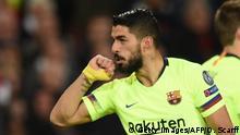 Fußball UEFA Champions League Manchester United - FC Barcelona