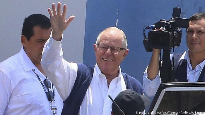 Perus Ex-Präsident Kuczynski in U-Haft