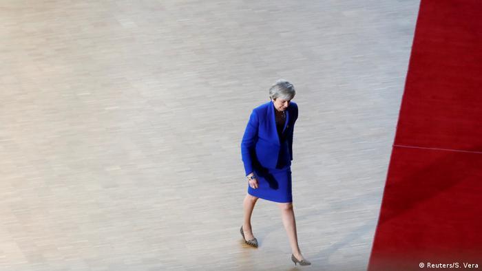 Belgien Brexit-Gipfel in Brüssel (Reuters/S. Vera)