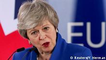 Belgien Brexit-Gipfel in Brüssel