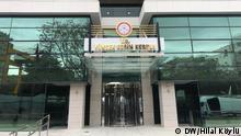 April 2019 Türkei Ankara Hohe Wahlkommission (YSK)