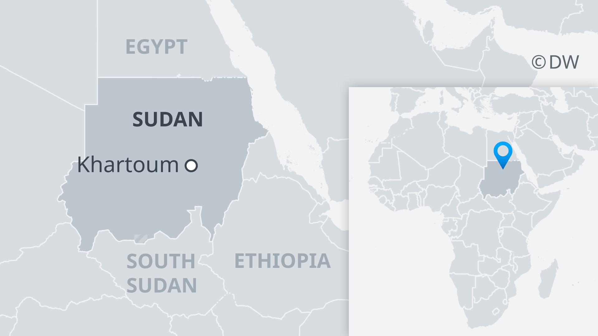 Sudan nudi važan izlaz na Crveno more