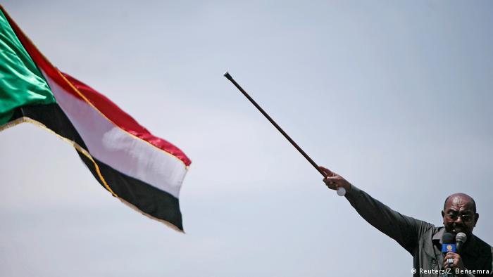 Sudan President Omar Hassan al-Bashir (Reuters/Z. Bensemra)