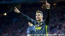 Fußball UEFA Champions League Ajax Amsterdam - Juventus FC