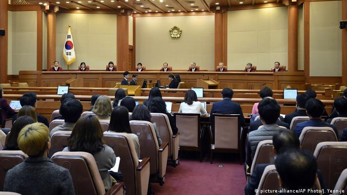 Südkorea Seoul - Gerichtsurteil zu Abtreibungen