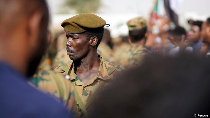 Sudan Soldat (Reuters)