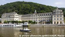 Häcker's Kurhotel an der Lahn, Bad Ems, Rheinland-Pfalz, Deutschland, Europa | Verwendung weltweit, Keine Weitergabe an Wiederverkäufer.