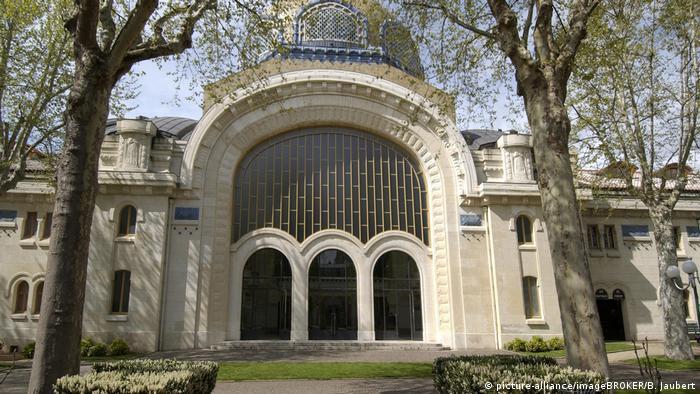 Pusat termal di Vichy, Perancis