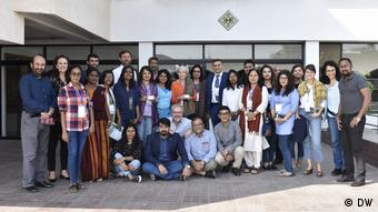 DW Akademie invited experts from five South Asian countries to the conference in Nepal (DW)