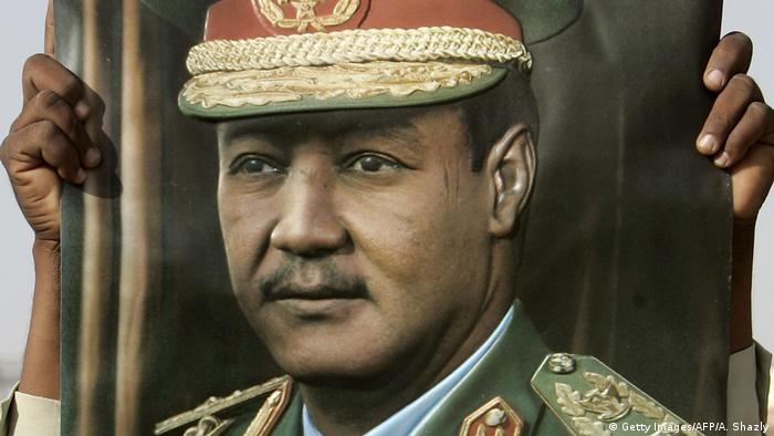 Sudan Ex-Präsident Gaafar Nimeiry (Getty Images/AFP/A. Shazly)